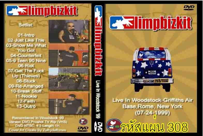 Korn Woodstock 1999 Dvd