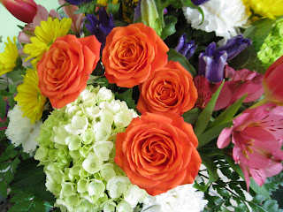 The Simple Pleasure of Flowers