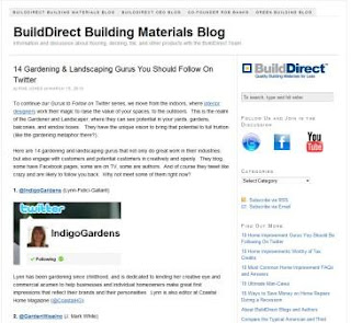 BuildDirect Building Materials Blog