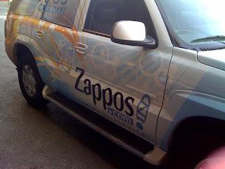 the Zappos mobile