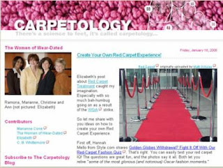 Carpetology Blog