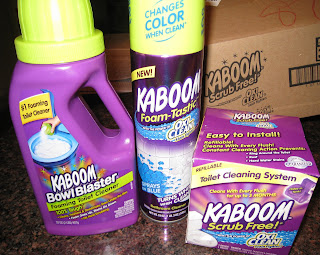 Kaboom Cleaning System