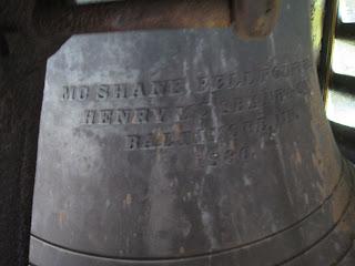 St. Hubert's Chapel McShane Bell