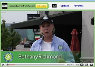 Bethany Richmond discusses extreme carpet cleaning