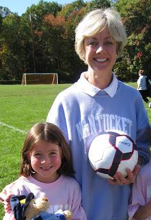 Emma & Mimi Novak, Fall 2008