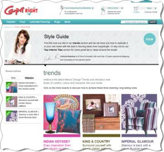 Carpetright Style Guide: carpet inspiration online