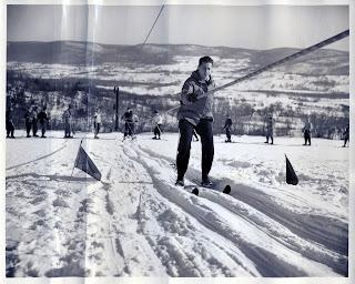 Vernon, NJ, ski tow