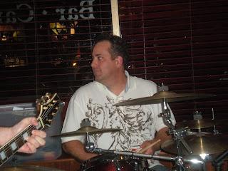 AisleFive: Glenn Gray on drums