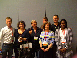 Meetups and Tweetups: Building Community - Coverings 2010