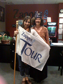 CB Whittemore's 2010 Visit to Zappos