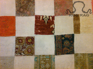 Area Rug Style Inspiration: Patchwork Style Rug