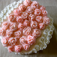 How to Make a Frosting Rose