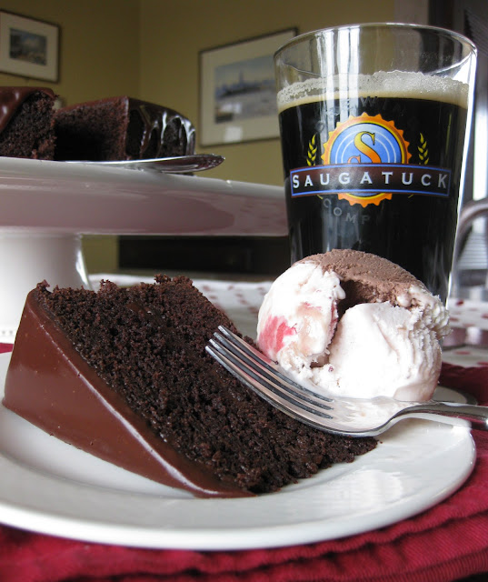 beer cake, also known as ale cake, an unmatched moist chocolate cake recipe