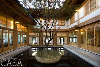 "Kay in the Beautiful World: ""Hanok"" Korean Traditional House"