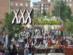 Web CEIP Juan Gris Madrid