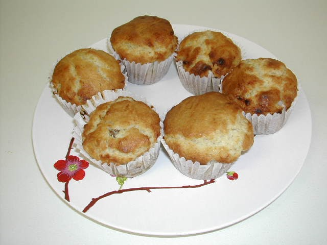 George 39 S Cuisine Fast Ed S Basic Muffin Recipe