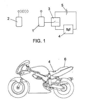 Invento nuevo: comunicador para motoristas