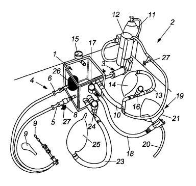Invento nuevo: Simulador de maquina anestesia