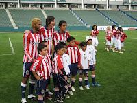 Chivas USA, Jonathan Bornstein, Sacha Kljestan, Lawson Vaughn, fans