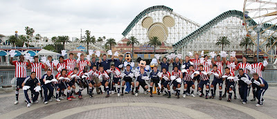 Chivas USA official team photo