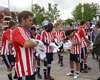 Chivas USA, team photo, Disney, Kraig Chiles