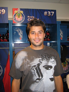 Kraig Chiles, Chivas USA