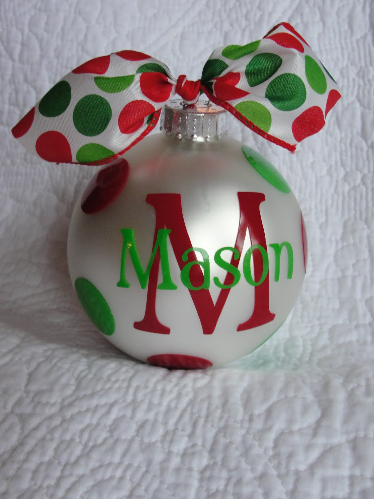 Handmade glass christmas ornaments -  More Than 130 Homemade Ornaments