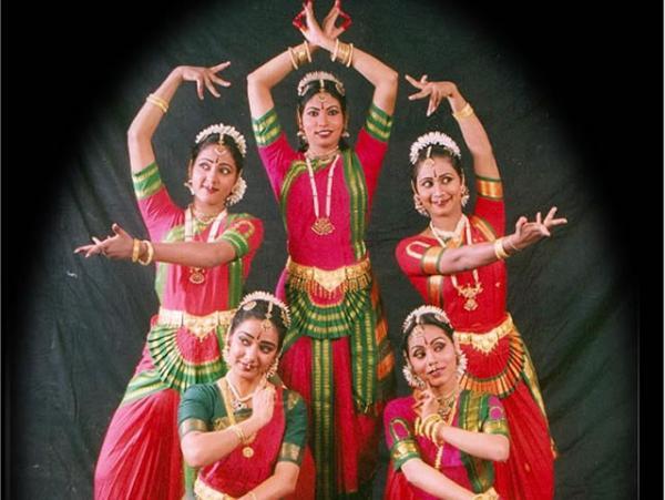 Indian Kuchipudi Classical Dance