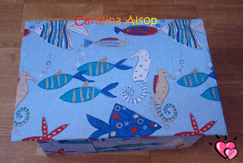caja estilo marino