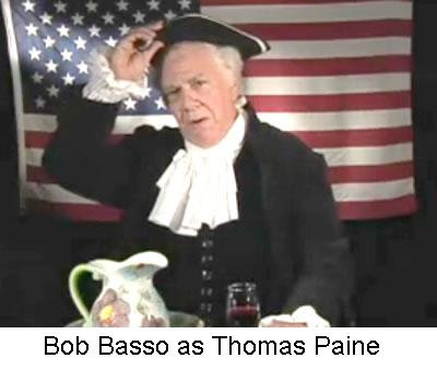 thomas paine bob basso revolution