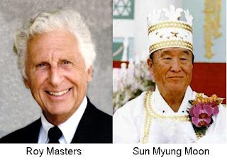 roy masters sun myung moon