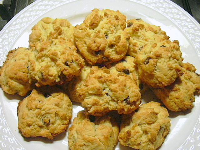 How To Make Rock Cakes With Chocolate Chips