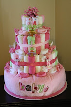 Diaper Cakes by DC Baby Love