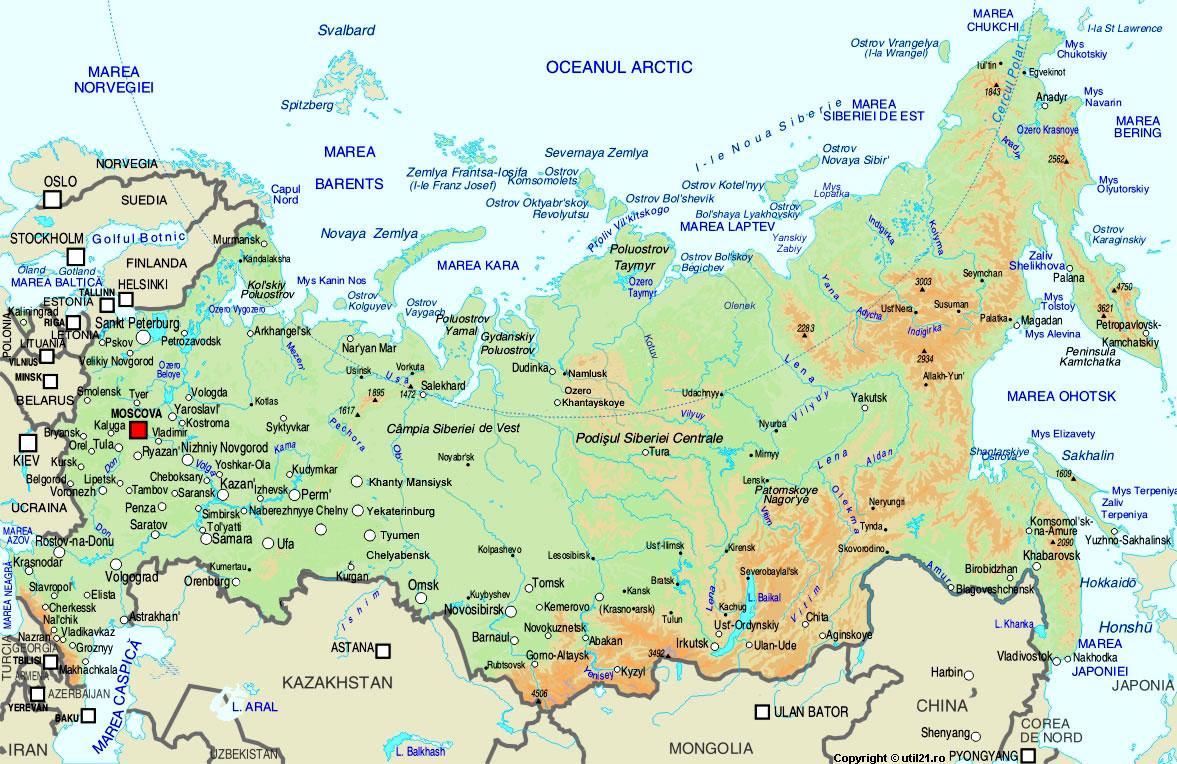 Sondaj: ce fel de putere este rusia?