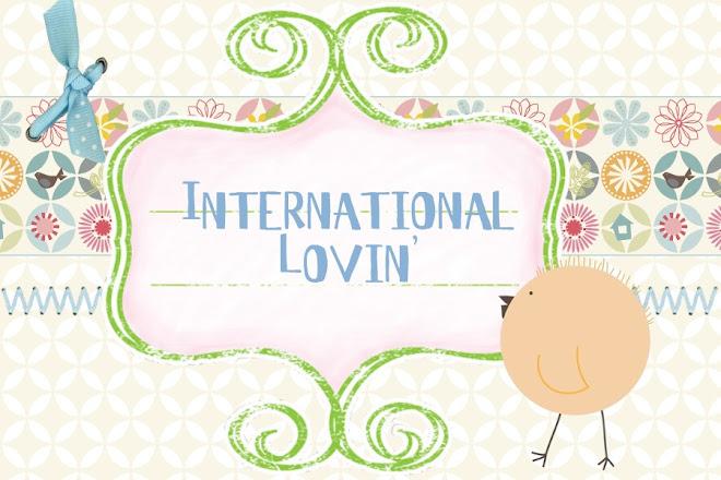 International Lovin'