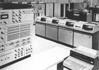 IBM 360 Año 1964 Mis comienzos en 1972 Con este Equipo