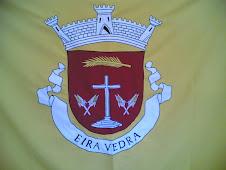 Bandeira  da Freguesia de Eira Vedra-Vieira do Minho