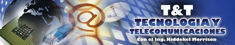 T&T: Tecnología  y Telecomunicaciones