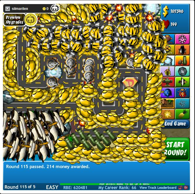 Bloons Tower Defense Cheats