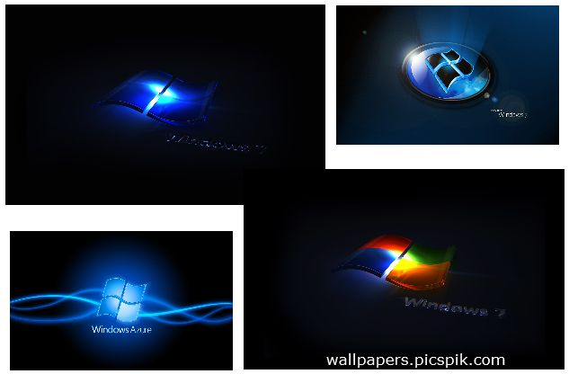 wallpaper windows 7 3d. makeup Windows 7 Wallpapers