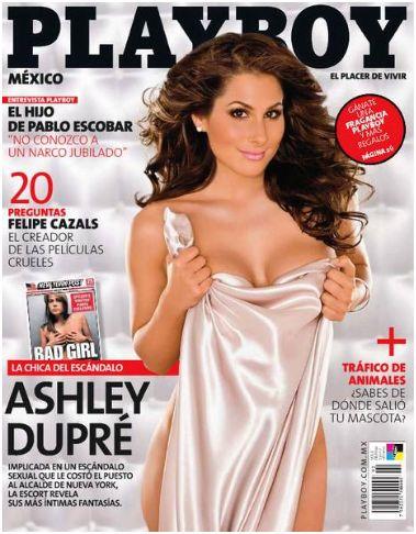 Playboy Magazine Mexico - June 2010