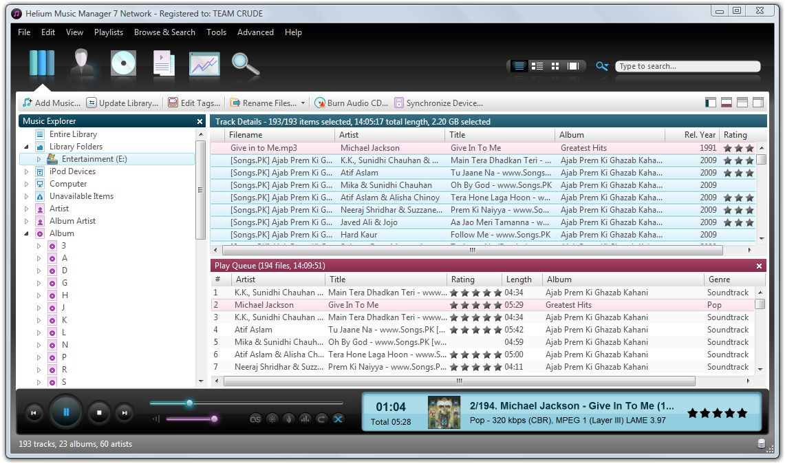Helium music manager v7.1.0.8475 network edition multilingual winall incl keygen