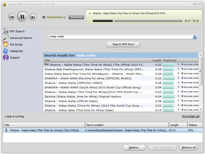 mp3 downloads software: