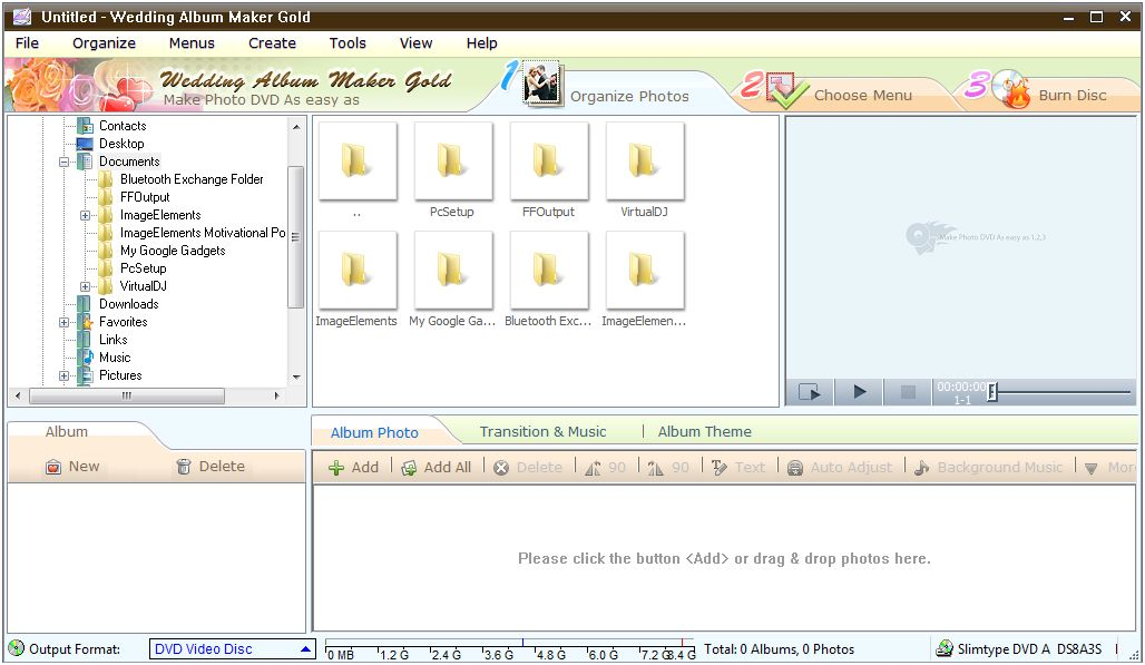 Key Calendar Design Software : Download wedding album maker gold software serial