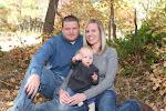 Luke, Candace, and Baby Ty