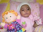 2 months princess damia