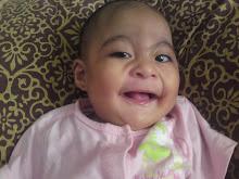 8 months princess damia