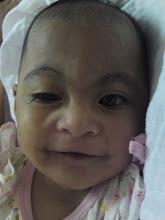 9 months princess damia