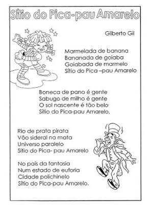 Dia do livro e Monteiro Lobato para crianças