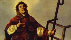 St. Lawrence, Deacon and Martyr